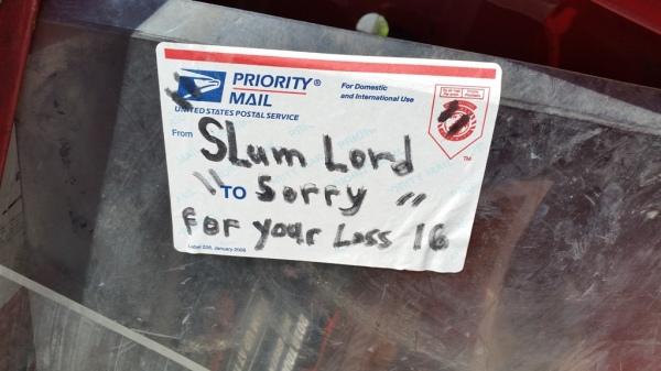 Slum lord
