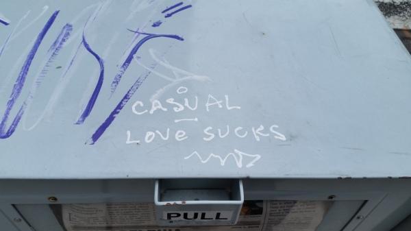 Casual love sucks
