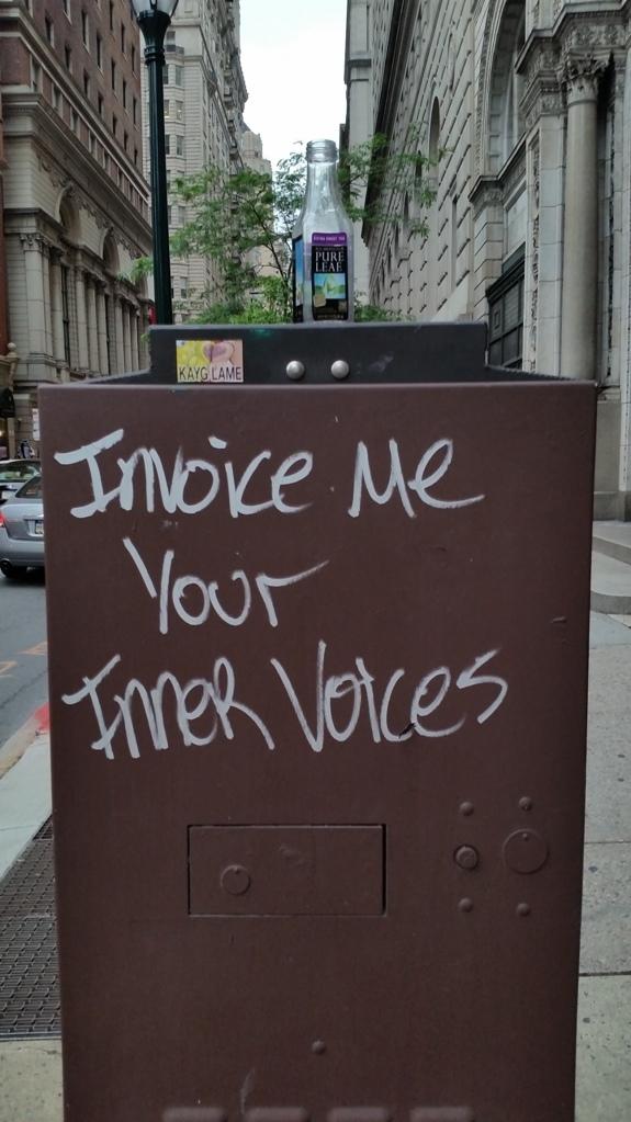 Invoice me