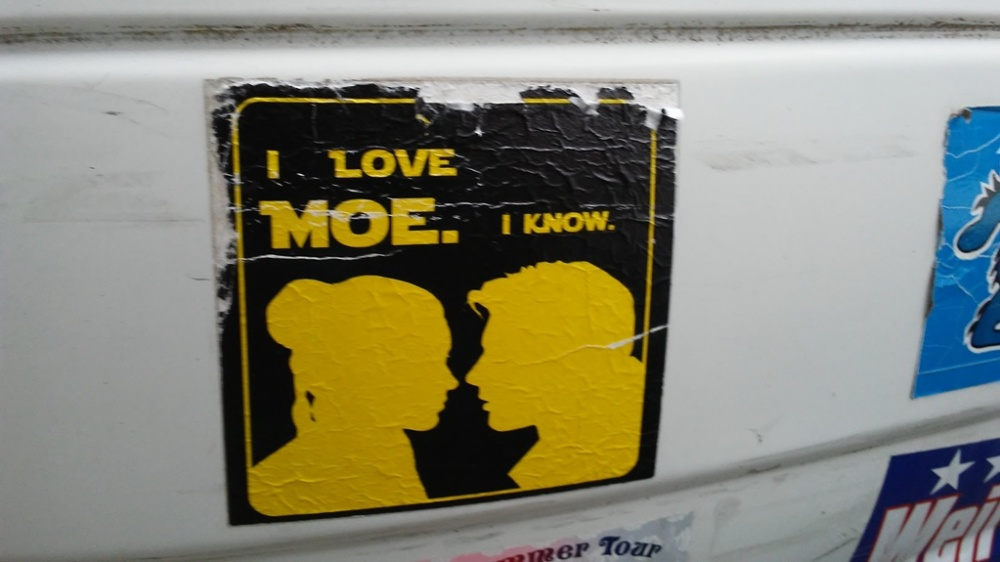 I love Moe