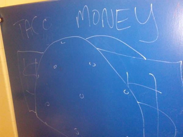 Taco money