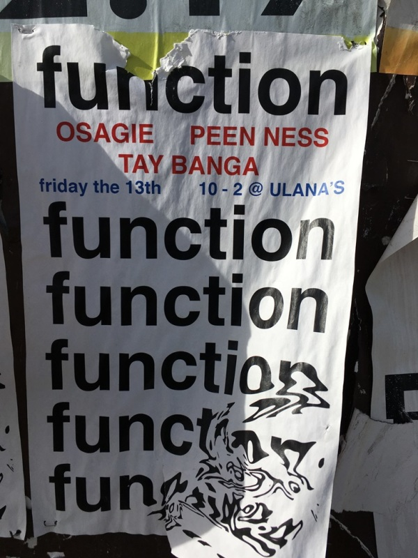what's your function
