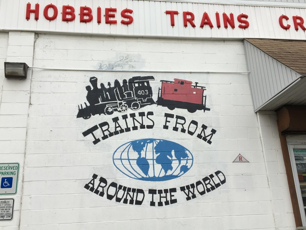trains from around the world