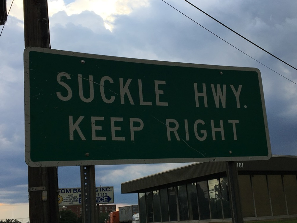 Suckle Highway