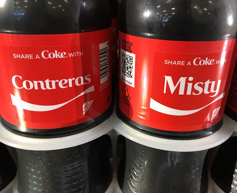share a Coke with Contreras