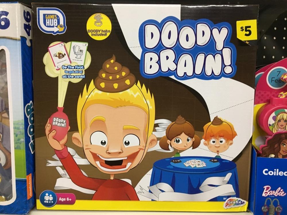 Doody brain
