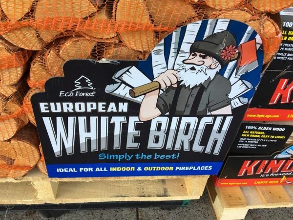 un homme blanc