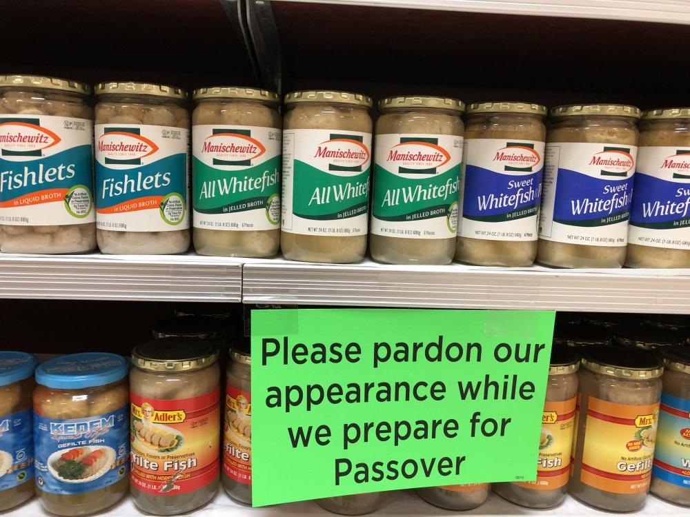 Please pardon our appearance
