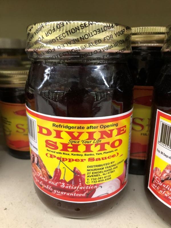 Divine Shito