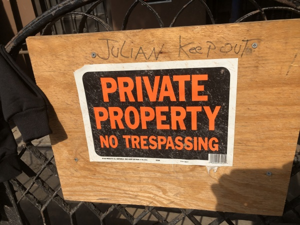 Julian Keep Out