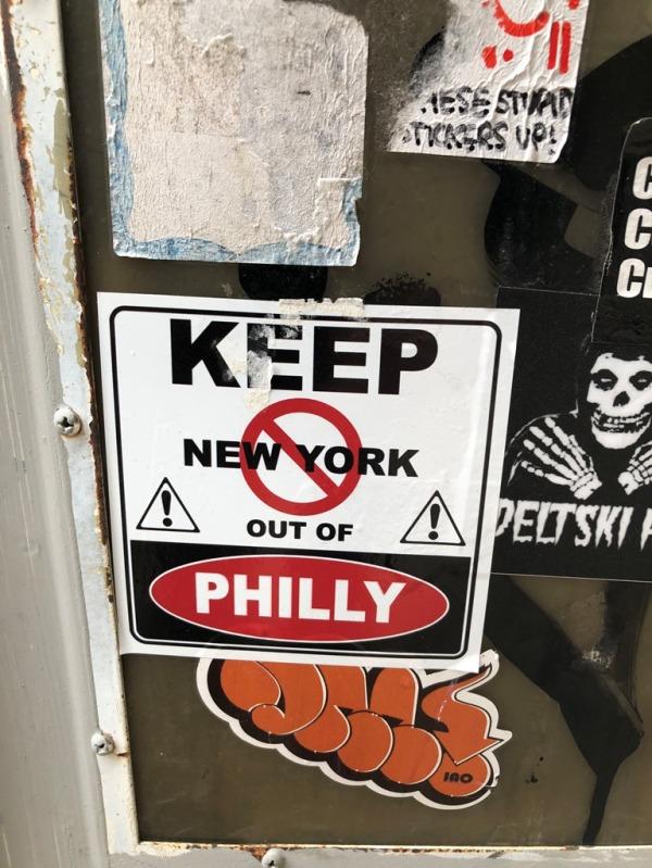Not New York