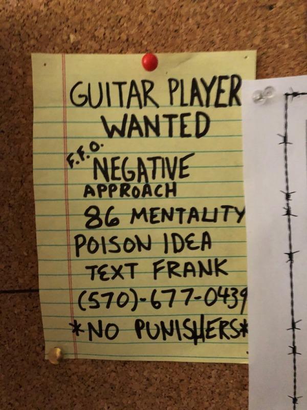 No punishers