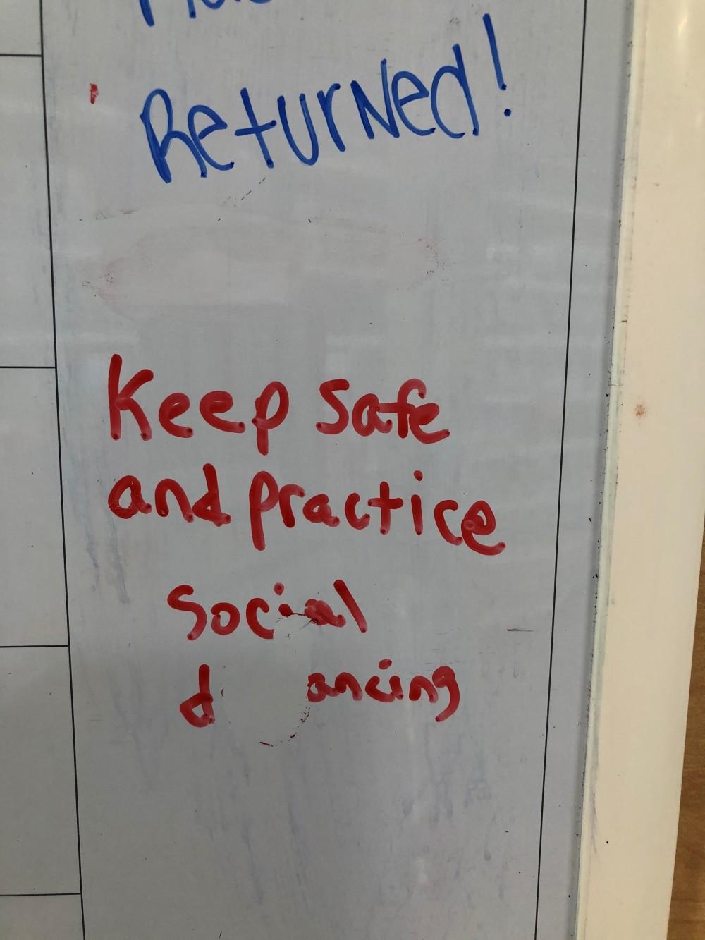 Practice Social Dancing