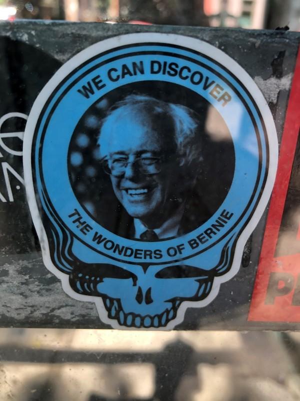 The wonders of Bernie