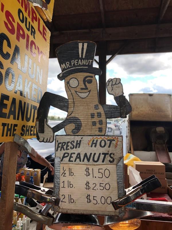 Fresh Hot Nuts
