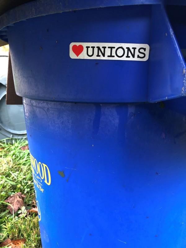 I heart unions