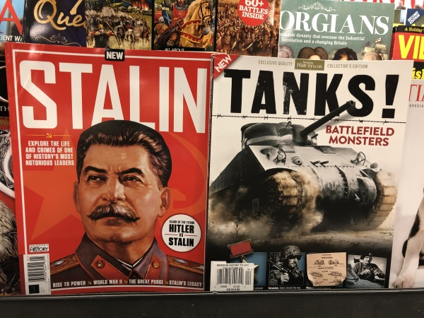 If you like tanks, you'll love Stalin