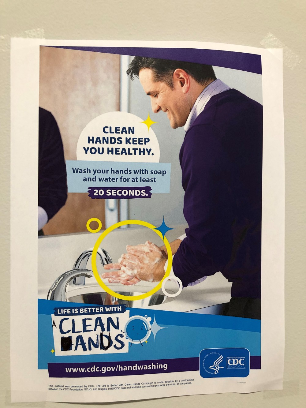 Life is better with a clean anus