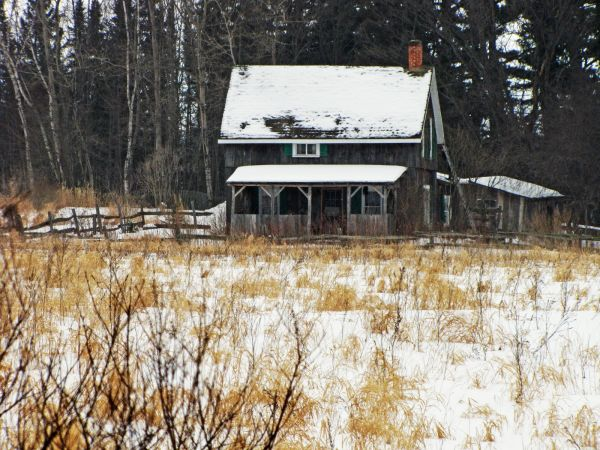 Old Home on the Range