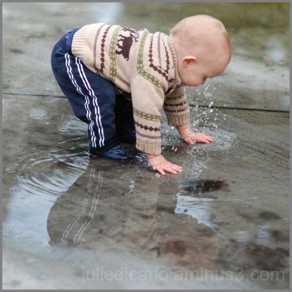 A good puddle
