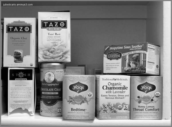 What your tea selection says about you