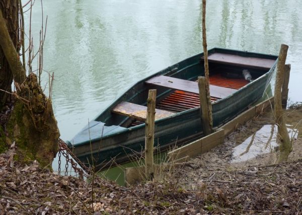 ... sur les berges de la Meuse ...