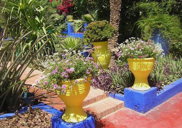 ... du bleu et des fleurs, 2/2 ...