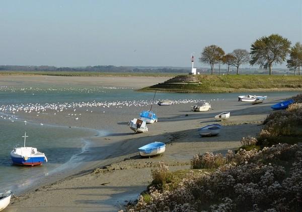... marée basse ....