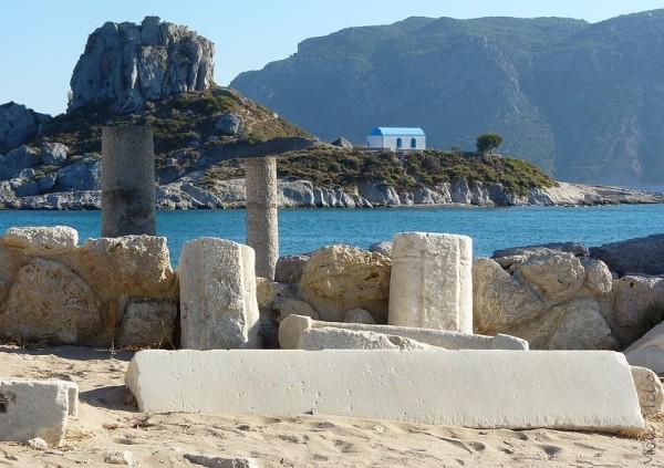 L'île Saint-Nicolas ...