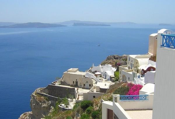 Escale dans les îles grecques ...