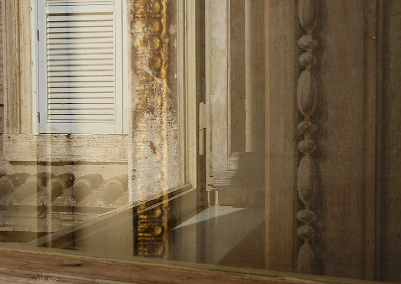 Reflets au musée
