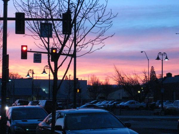 Southern Oregon Sunset (1.25.11)