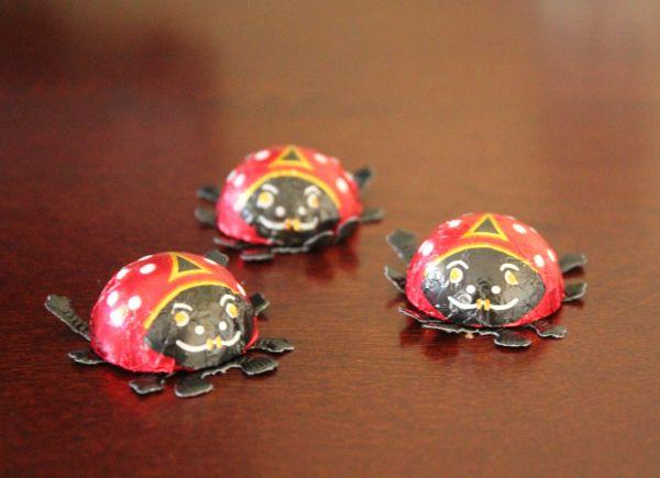 ladybugs...