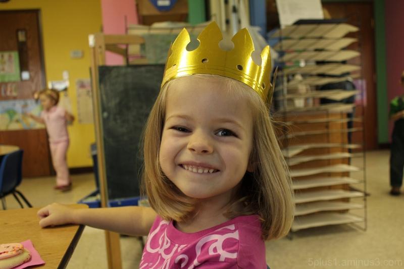 Preschool Princess