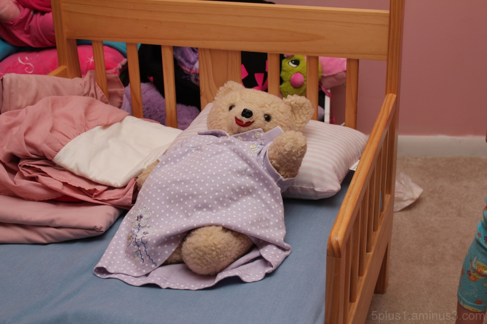 Ted's Bed