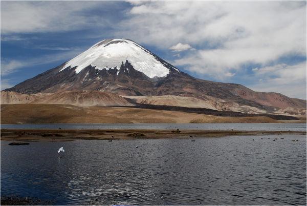 Cordillère des Andes