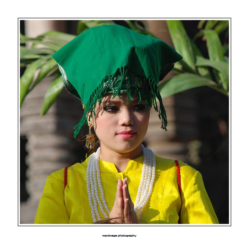 Beauté thaïlandaise...