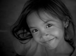 Un sourire pour Anna...