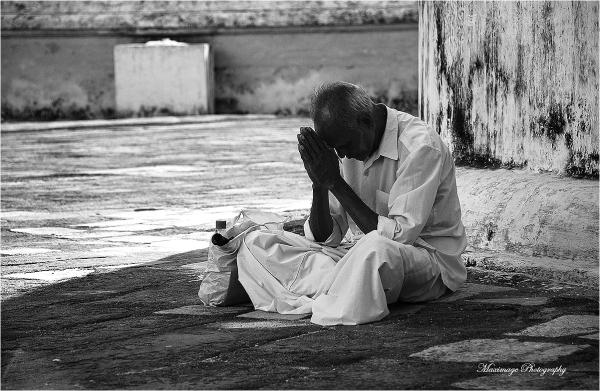Prière et dévotion...