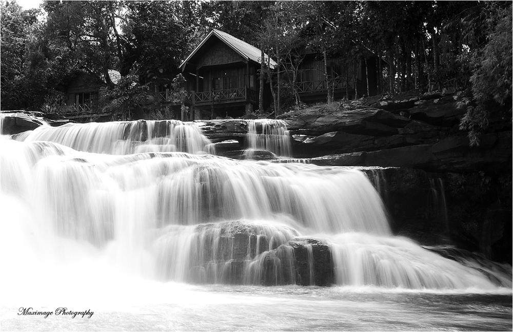 Waterfalls...