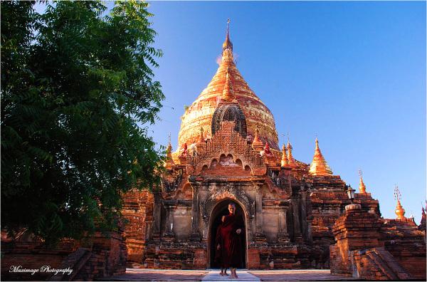 Splendeurs de Bagan