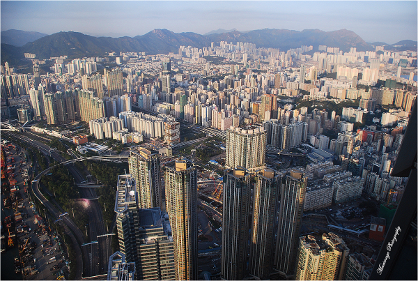 ICC Sky 100 Hong Kong