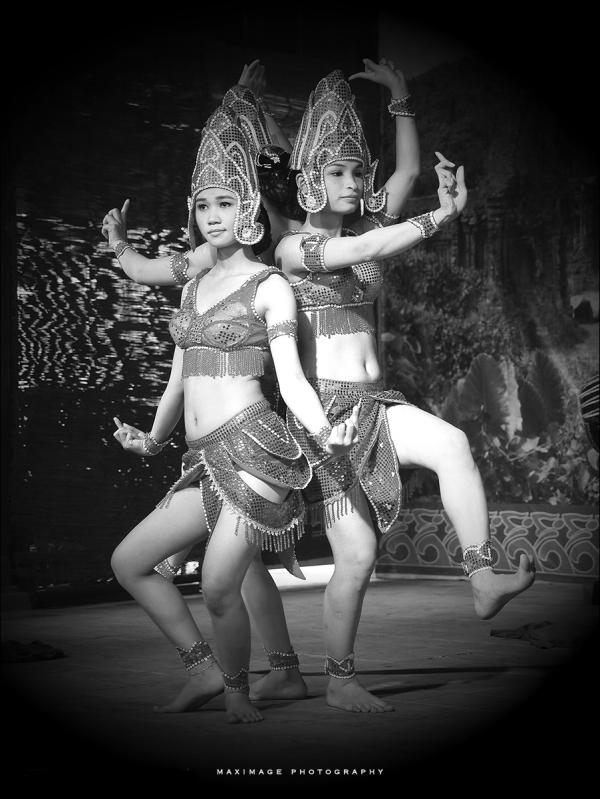 Les danseuses de My Son...