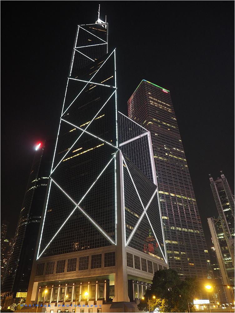 Hong Kong verticale...