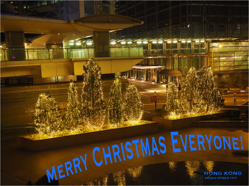 Joyeux Noël !  -  Merry Christmas !
