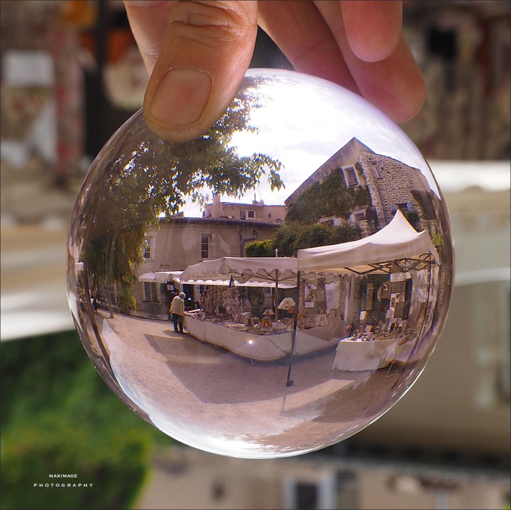 La boule de cristal...