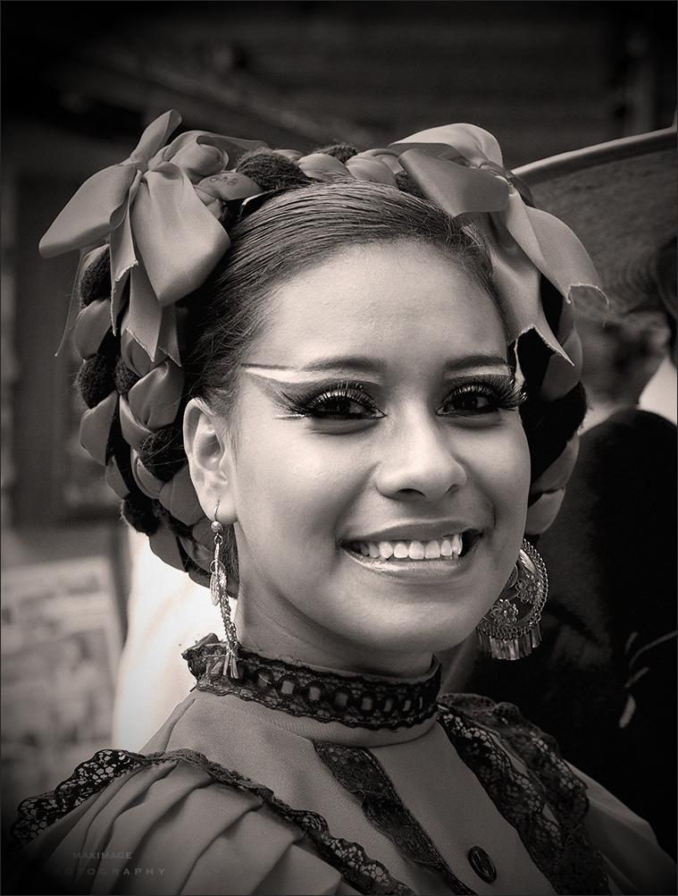 Beauté mexicaine...