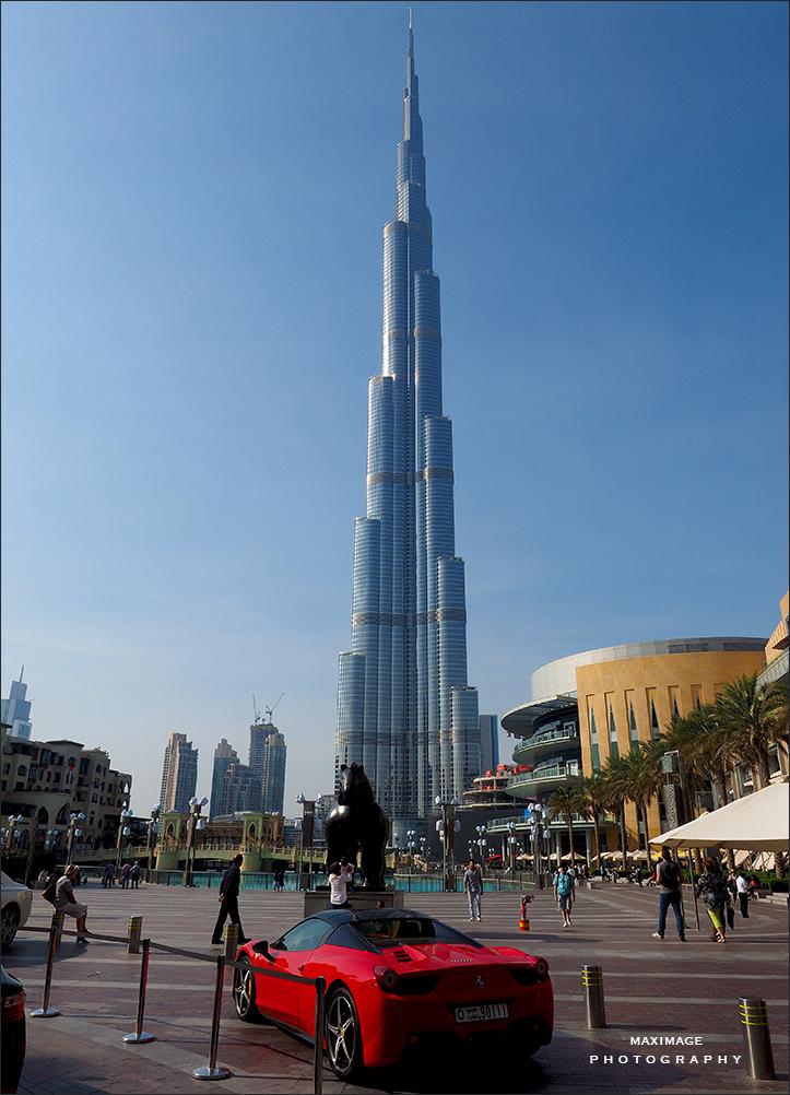 Burj Khalifa ou... La Tour de Babel!