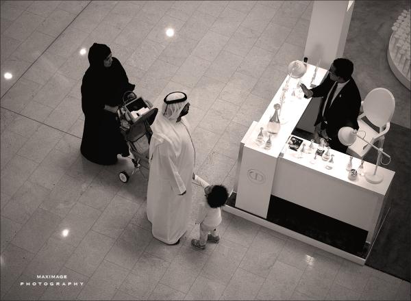 Shopping à Dubai...