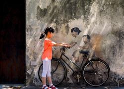 Penang street art... 1